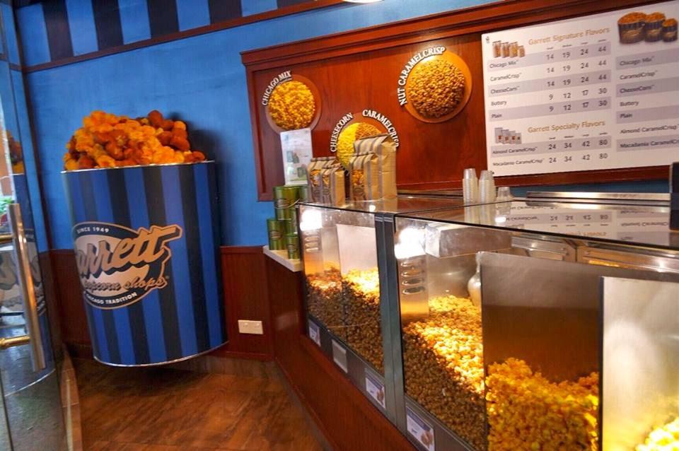Garrett Popcorn Shop @ Mid Valley