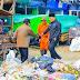 Kang Jimmy  Sidak Pasar Baru Tradisional Karawang