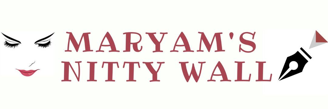 Maryam's Nitty Wall