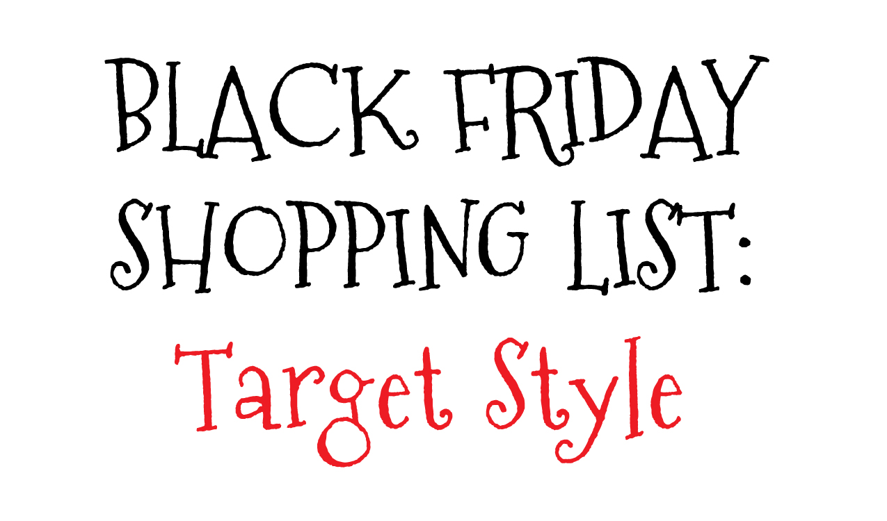 This Week, I'm Going To Be Sharing Some Black Friday Shopping Lists And  Tips To Help Make Your Black Friday Successful.