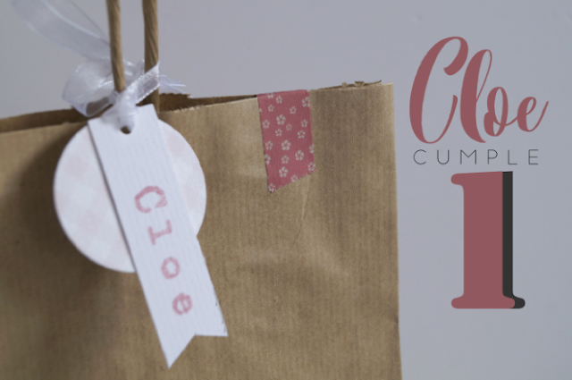 Party kit vichy-estrellitas personalizado para el cumple de Cloe  diseño de Habitan2| Decoración handmade para hogar y eventos | Decoración de mesas dulces y candy bar a precios low cost | Personalización de fiestas d cumpleaños, comuniones, bautizos, bodas....