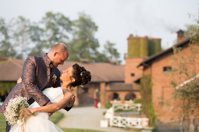 [Real Wedding] Un matrimonio a Tenuta Castello bronzo e country chic