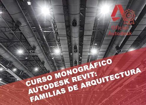 Curso Revit Arquitectura Familias (Rendersfactory)