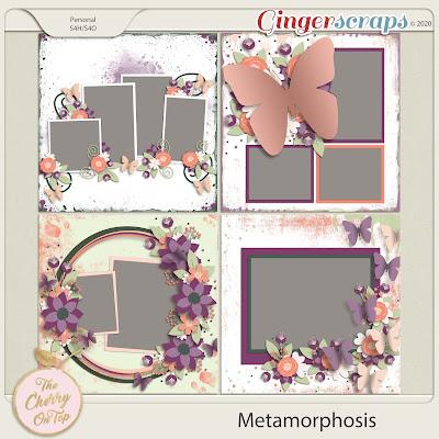 Metamorphosis templates