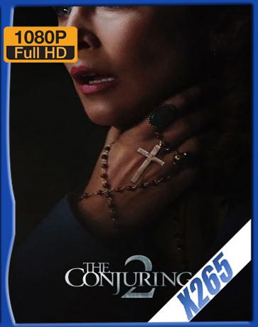 The Conjuring II [2016] [Latino] [1080P] [X265] [10Bits][ChrisHD]