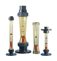 KSM Kobold Variable Area Flowmeters and Switches-Plastic