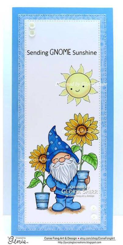 Featured Card for Crafting Happiness Challenge Blog