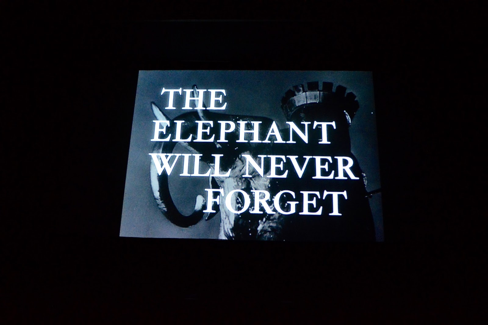 Elephant and Castle Cinema Museum
