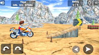 Paw Ryder Motor Stunt Racing - Patrol Bike Game - apk download | Paw Rider Game | Gadi Wala Game