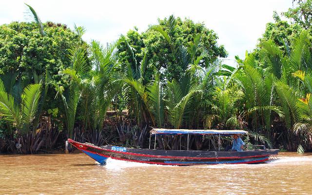 tur mekong delta