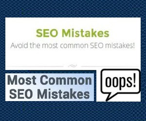Common Seo Mistakes You Should Avoid