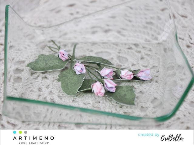 DIY na kwiaty róży