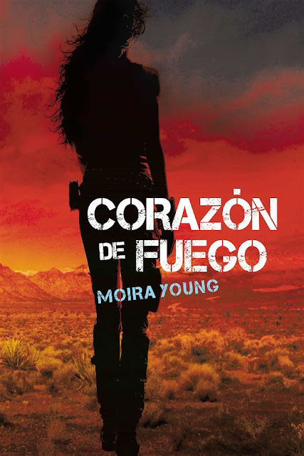 Corazón de fuego | Dust lands #1 | Moira Young