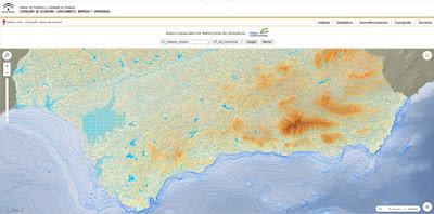 http://www.juntadeandalucia.es/institutodeestadisticaycartografia/DERA/visor/visor.htm