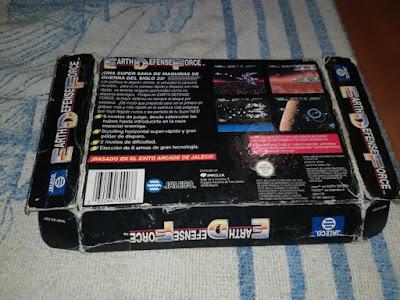humedecer la caja snes