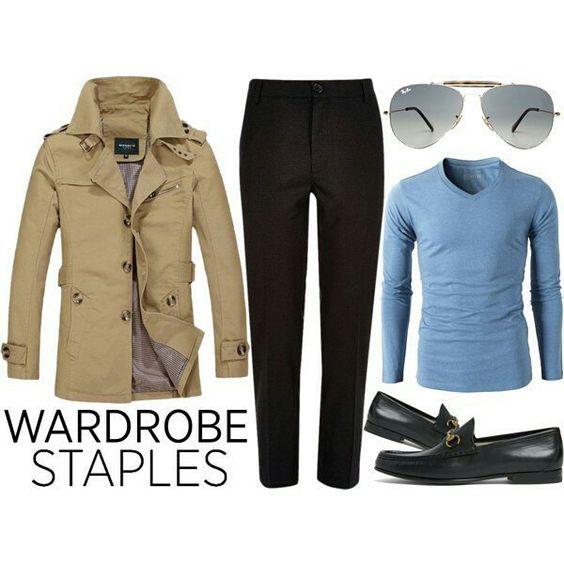 Rugged Rascal - Business Casual Wardrobe Staples www.toyastales.blogspot.com #ToyasTales