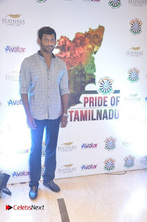 Simran and Vishal at the Launch of The Pride of Tamil Nadu Event Stills  0017.jpg