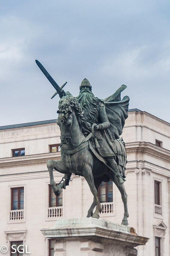El Cid Campeador en Burgos