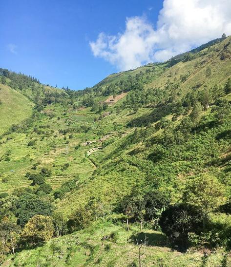 Desa Tongging, Desa Yang Begitu Mempesona akan Keindahan Alam Se-Elok Kepingan Surga