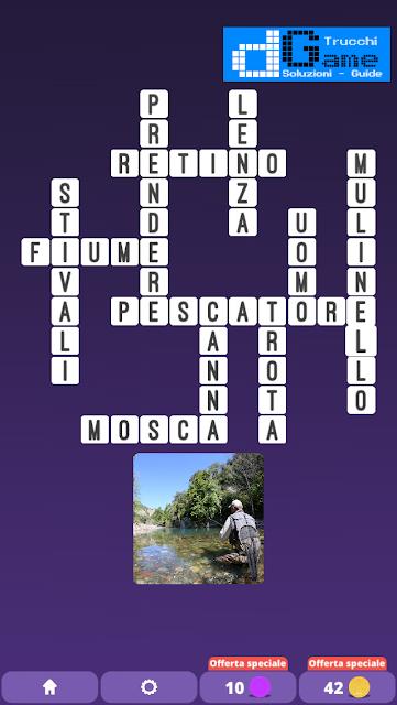 Soluzioni One Clue Crossword livello 12 schemi 6 (Cruciverba illustrato)  | Parole e foto