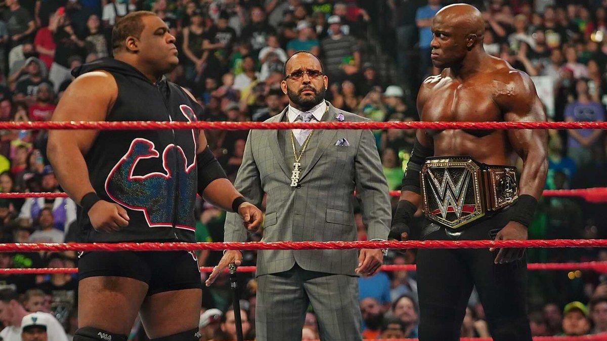Keith Lee comenta sobre seu retorno aos ringues da WWE