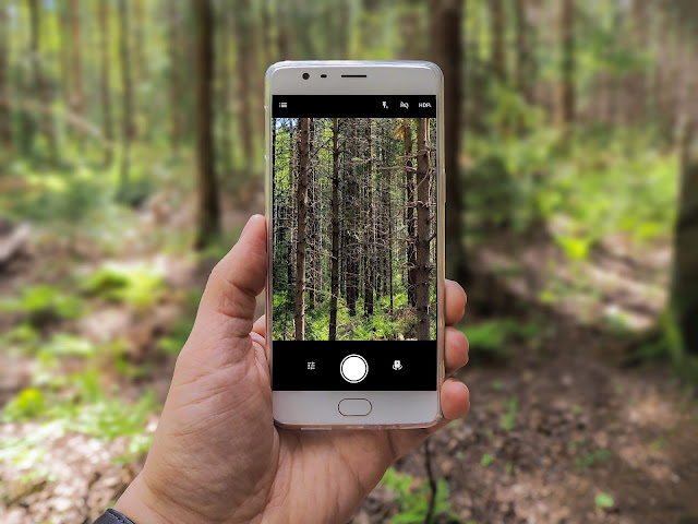 5 Tips Android Fotografi
