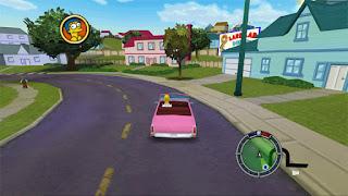 Simpsons Hit n Run Full Game Download