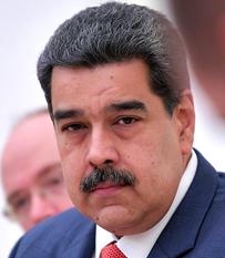 Nicolás Maduro - Kremlin.ru, CC BY 4.0, https://commons.wikimedia.org/w/index.php?curid=82567239