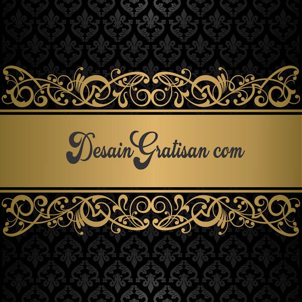 DESAIN GRATISAN ORNAMEN VINTAGE 05
