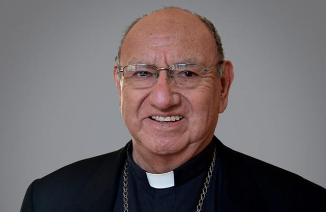 Falleció Mons. Guillermo Ortiz Mondragón, Obispo de Cuautitlán