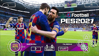 Pes 2021 iso file for ppsspp download