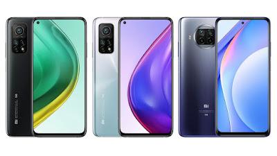 Xiaomi Mi 10T серията е официално тук