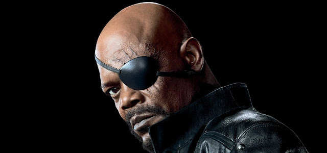'Samuel L. Jackson' vai estrelar série sobre Nick Fury no Disney +