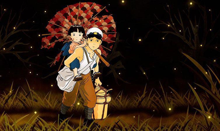 Hotaru No Haka Atau Di Indonesia Lebih Dikenal Dengan Grave Of The Fireflies Sebenarnya Bukan Anime Series Melainkan Movie Meski Sudah Sangat Jadul