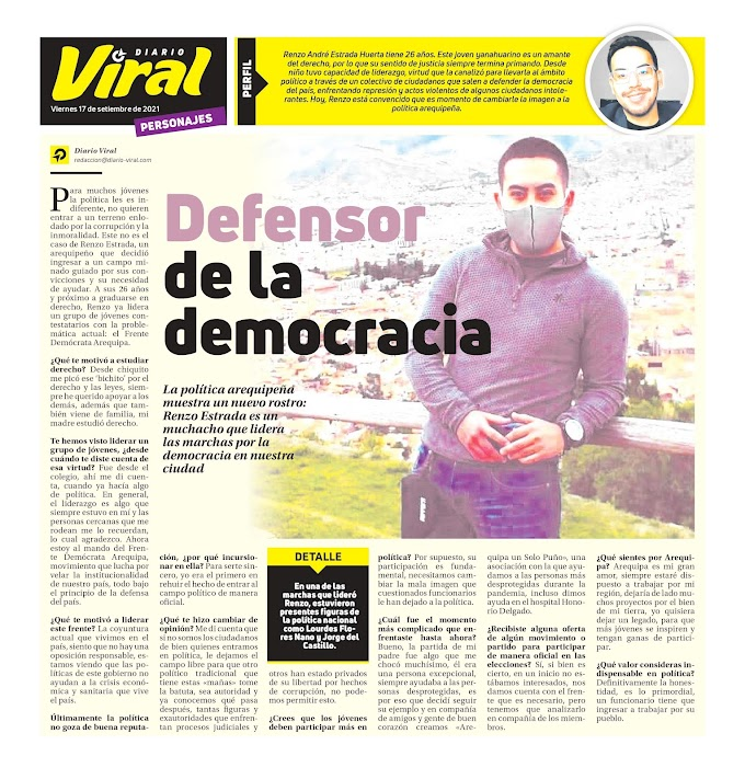 Defensor de la democracia