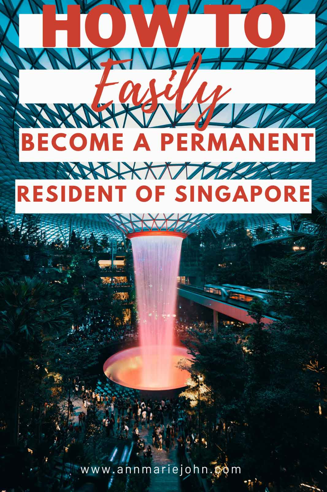 How to Easily Become a Permanent Resident of Singapore