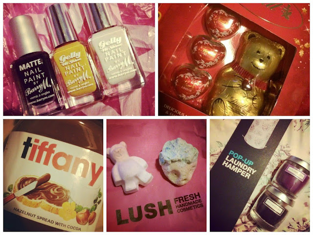 Lush, Selfridges, Barry M, Primark