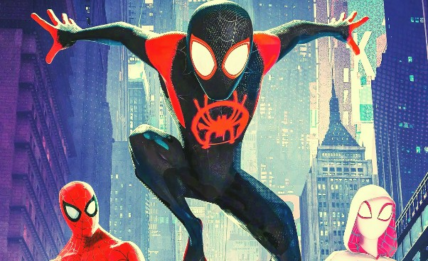 Spider Man Into the Spider-Verse hollywood movie download free