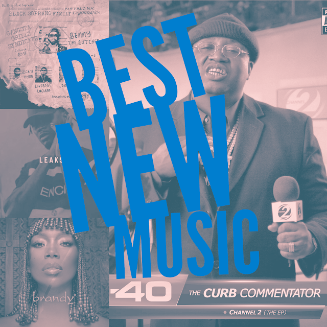 Best New Music We Missed: Benny The Butcher, E-40, Brandy, Juicy J, E.L And More