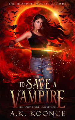 To Save a Vampire by A.K. Koonce Download