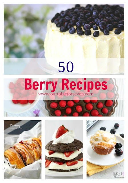 50 Berry Recipes