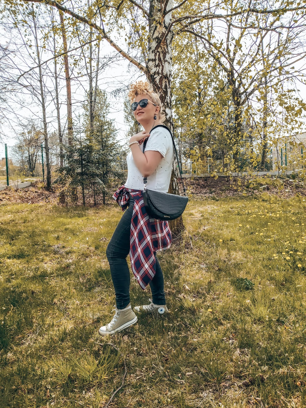 Idealny strój na wycieczkę do ogrodu