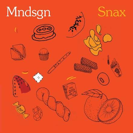 Snax von Mndsg | Ein musikalischer Snack fürs Wochenende