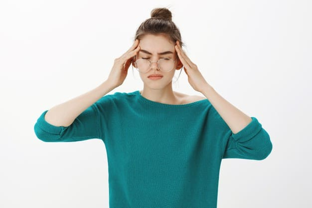Method of treating dizziness during pregnancy naturally
