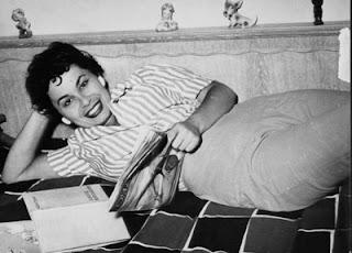 Η Σπεράντζα Βρανά σε νεαρή ηλικία