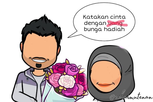 Katakan Cinta dengan Bunga di bungapapanku.id