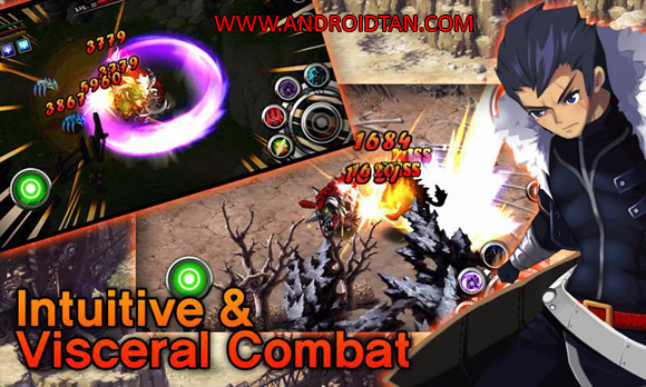 Free Download ZENONIA 5 Mod Apk v.1.2.4 Offline (Unlimited Money) Terbaru Latest Version 2017