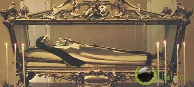 Saint Teresa Margaret, Meninggal 1770