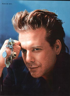 Mickey Rourke used to be Bruce Willis?   IGN Boards