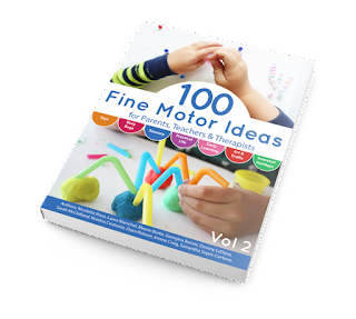 fine motor ideas book